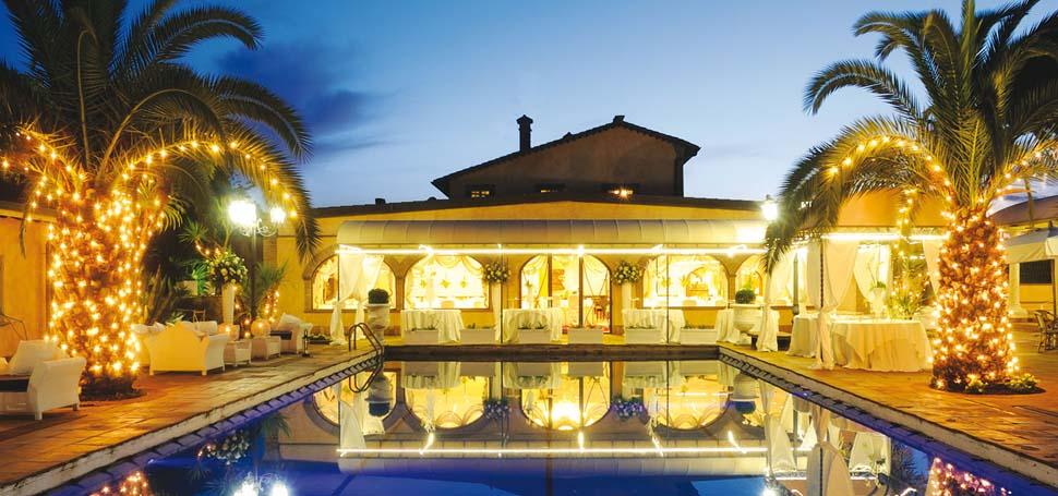 Villa Da Roma