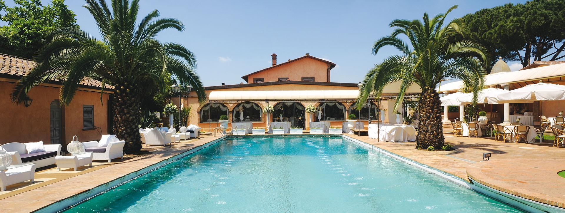 Villa Dei Sogni Roma